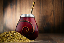 Composition With Yerba Mate Cu...