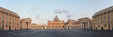Sunrise Over The St. Peters Ba...