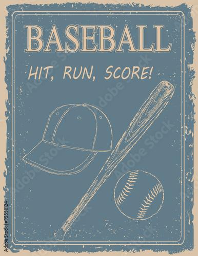 vintage-plakat-baseballowy