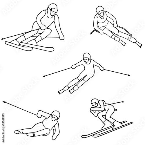 Fotografía  Slalom