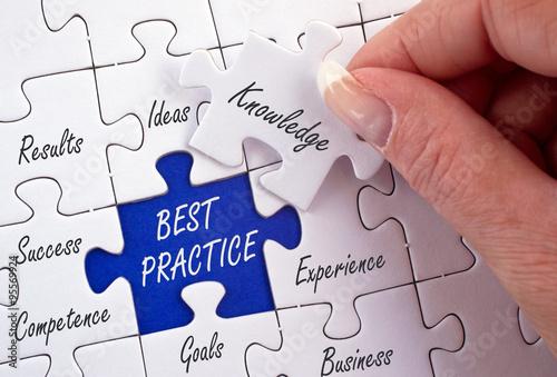 Fotografía  El mejor concepto de Práctica Empresarial