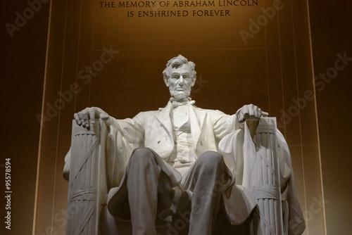 Lincoln Tableau sur Toile