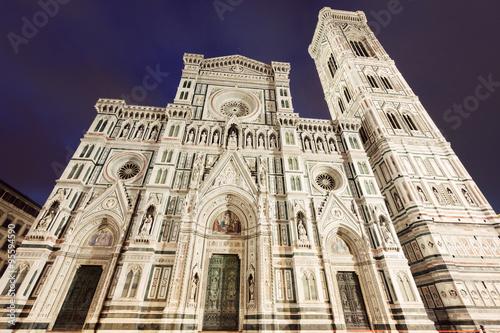 Fotografie, Obraz  Santa Maria del Fiore (Duomo) in Florence