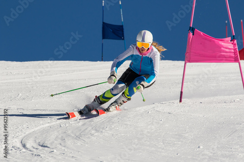 Fotografía Femminile de slalom