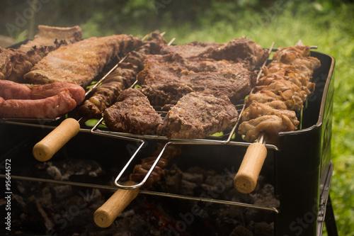 Fotografija  Churrasco - Carne na brasa