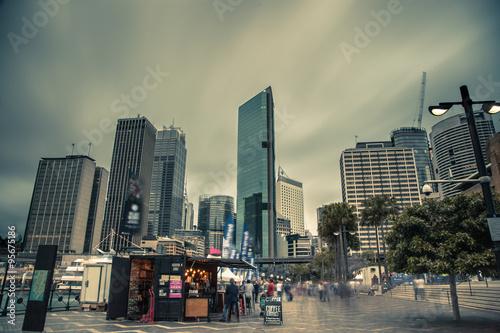 fototapeta na drzwi i meble Sydney