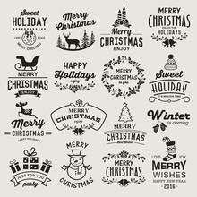 Christmas Design Elements, Lo...