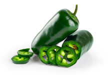 Green Chilies (jalapeno) Isola...