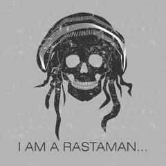 I am a rastaman