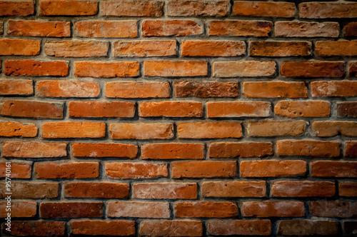 Fototapeta premium Ceglana ściana