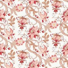 Fototapeta Katherine Floral Seamless Pattern