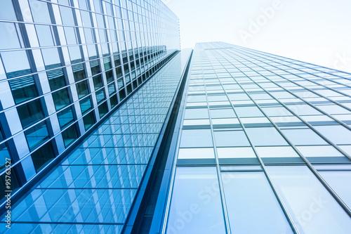 Cadres-photo bureau Batiment Urbain Hochhaus, Bürogebäude, Immobilie