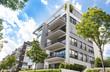 Leinwanddruck Bild - Gebäude in Deutschland, Wohnung
