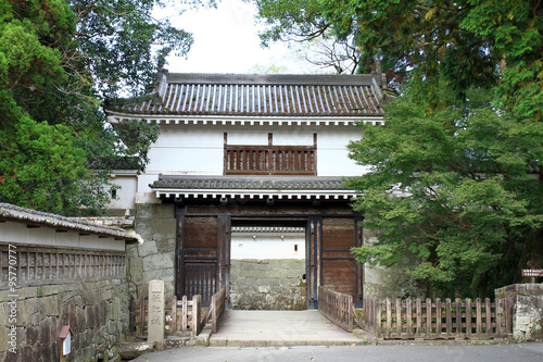 Fotografie, Tablou  飫肥城の大手門