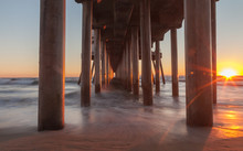 Under The Huntington Beach, Ca...