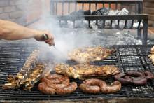 Barbecue On Parrilla