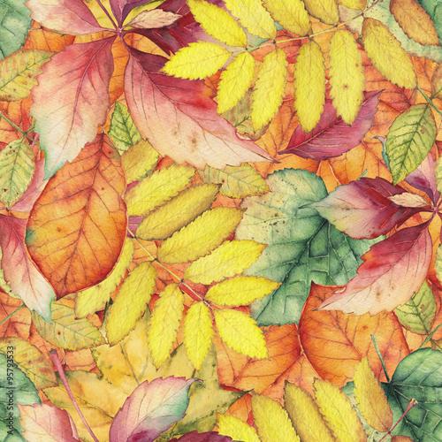 jesienne-liscie-malowane