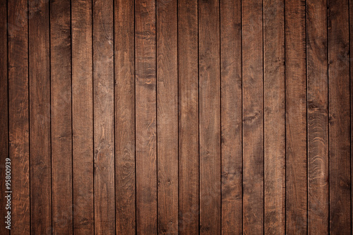 Poster Hout grunge wood panels