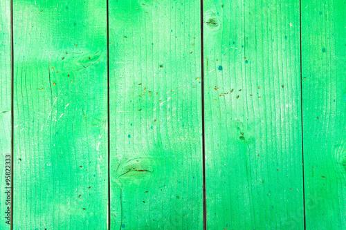 Leinwanddruck Bild - trgowanlock : Green wood