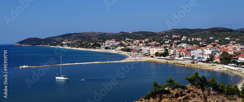 Fototapety, obrazy: Limenaria town