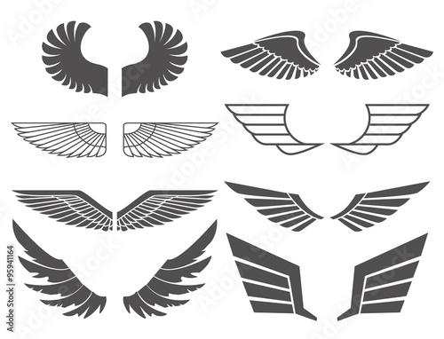 Foto  wings set 2