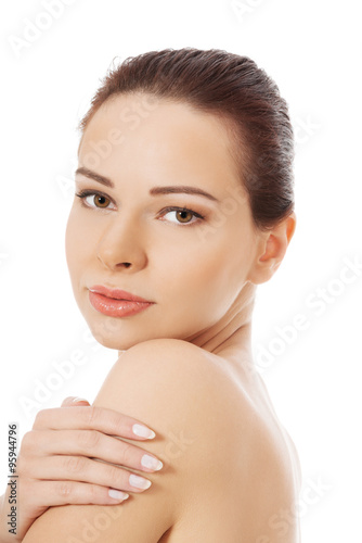 Fototapety, obrazy: Beautiful spa woman