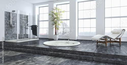 Fotografía  Stanza da bagno
