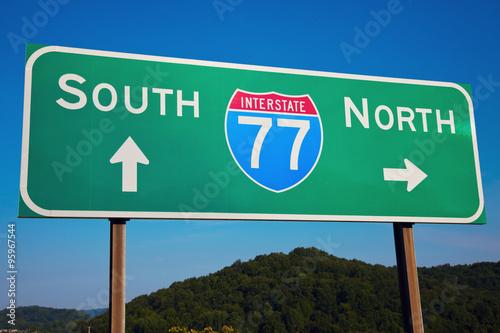Fotografie, Obraz  South or North?