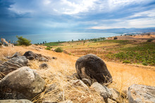 Galilee Panorama Taken From Mo...