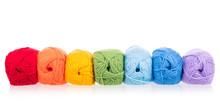 Bright Acrylic Yarn