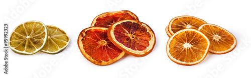 dried citrus fruit Fototapete