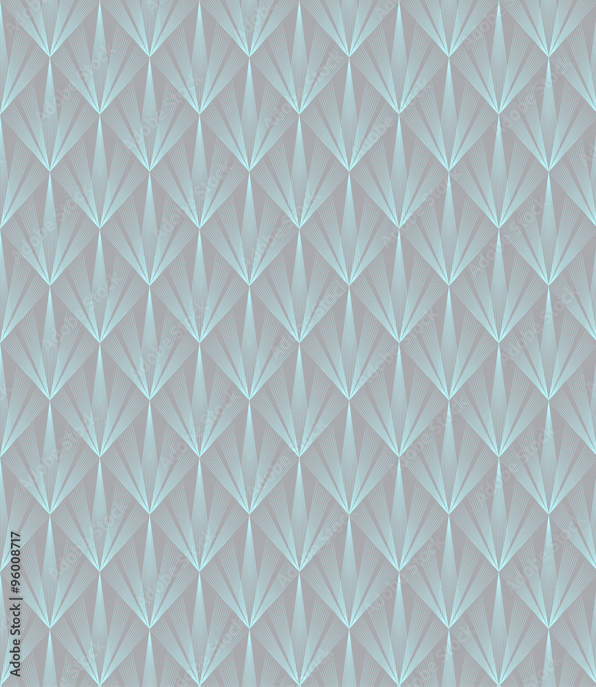 Seamless pattern in fine design. geometry and lines deco