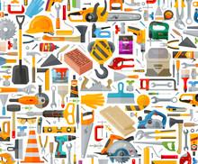 Tools Set Icons. Signs And Symbols