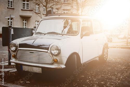 Foto op Aluminium Vintage cars vintage car - no logos
