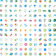 Große Logos Sammlung, Kreative Logo Set 3