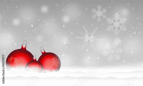 Weihnachten Hintergrund.Weihnachten Hintergrund Christbaumkugeln Buy This Stock Photo