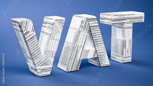 VAT - niebieskie tło - 96043542