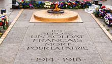 Tomb Of The Unknown French Soldier In Paris