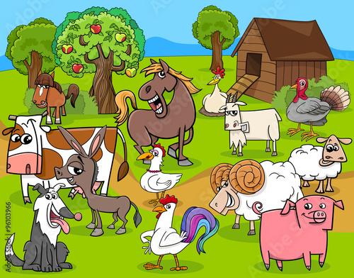 Freundschaften auf der Farm