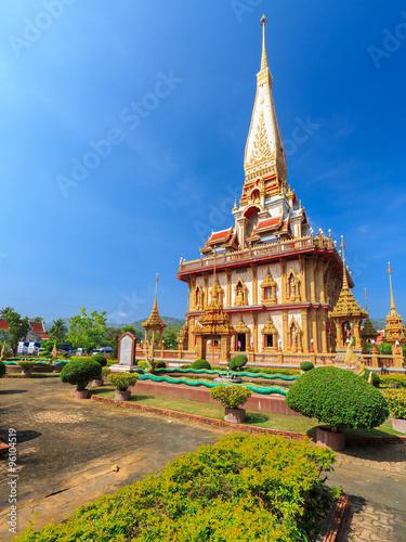 Fotografie, Obraz  Muzejní ostrov Phuket Thailand Chalong