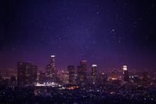 Beautiful Night Cityscape View...