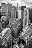 New York City Manhattan aerial view - 96134167