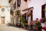 Fototapeta Uliczki - Svetvincenat. Village street