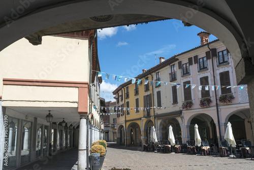 Abbiategrasso (Milan, Italy) Wallpaper Mural