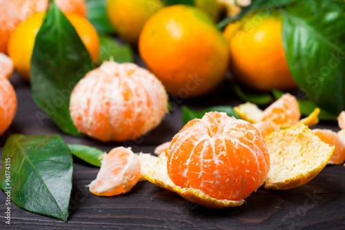 Tangerines #96174315