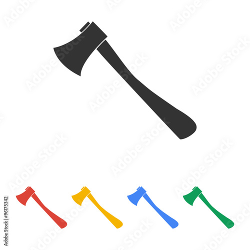 The Ax Icon Axe Symbol Buy This Stock Vector And Explore Similar