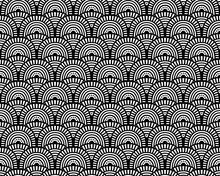 Abstract Graphic Geometric Bla...