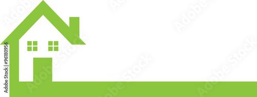 Fotografie, Obraz  Real Estate Logo