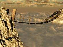 Puente Sobre Un Abismo