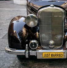 Retro Car Headlights